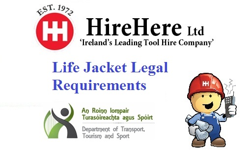 life jackets legal requirements