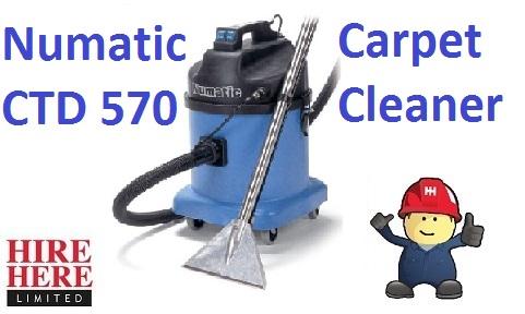 Numatic Carpet Cleaner Hire Here Ltd Dublin