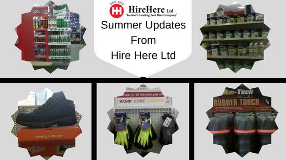 summer updates 2017 Hire Here Ltd