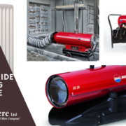 guide to using portable heaters Hire Here Ltd Dublin