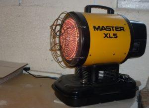 hire kerosene portable heaters dublin