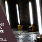 Portable Temporary Lights for hire
