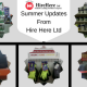 summer 2017 updates from Hire Here Ltd