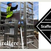 Hire Here Ltd Dublin Scaffold Safety Guide