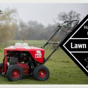 how to use a lawn aerator hire here ltd Dublin