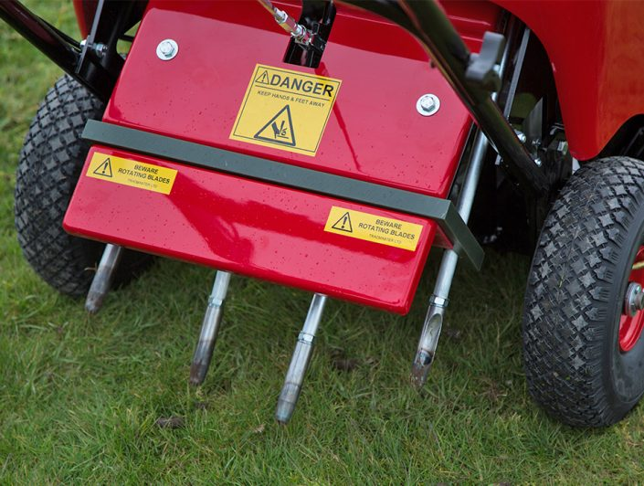 Hire Here Ltd Dublin Lawn Aerator