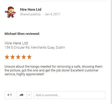 hire here customer reviews