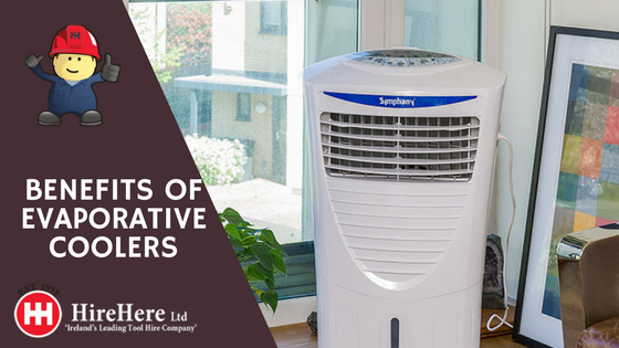 Benefits of Evaporative Coolers