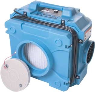 HEPA Air Scrubber For Hire