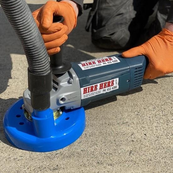 Handheld Concrete Grinder Large