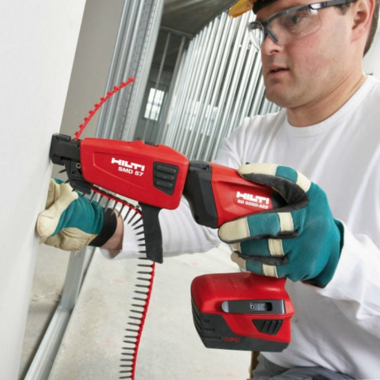 Drywall Autofeed Screwdriver Battery