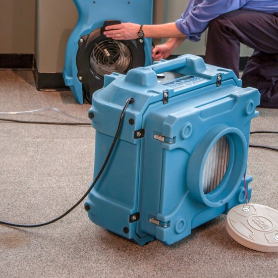 HEPA Air Scrubber