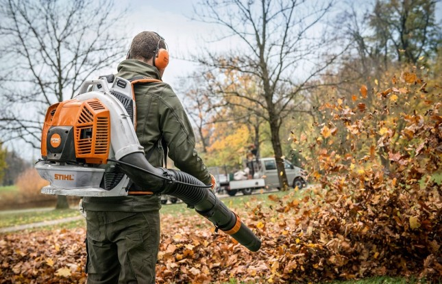 Autumn gardening and landscaping machine and tool hire at Hire Here Ltd Dublin