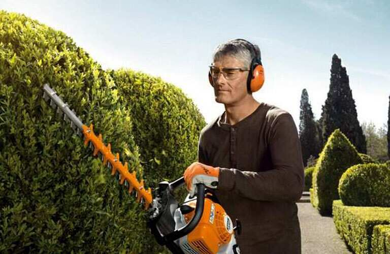 Summer gardening and landscaping machine and tool hire at Hire Here Ltd Dublin