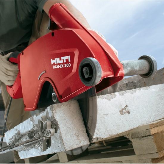 Hilti DCH300 Dustless Saw