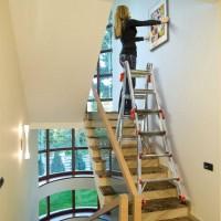 Folding Telescopic Ladder 4m