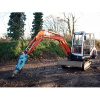 Breaker for 3t Digger