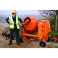 Cement Mixer Diesel 1 3/4 Bag