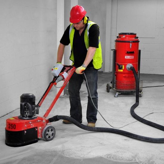 Concrete Dust Vacuum