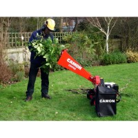 Garden Shredder / Chipper 2""