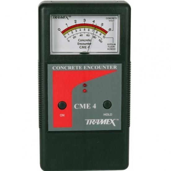 Moisture / Damp Meter Concrete