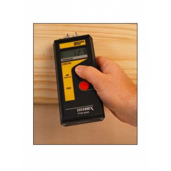 Moisture / Damp Meter Timber