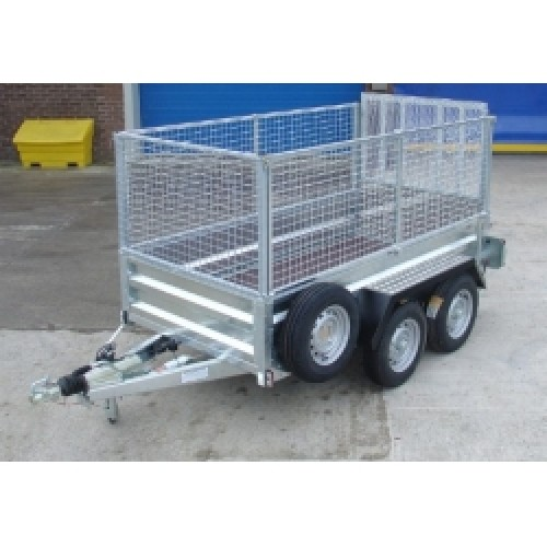 small trailer high sides