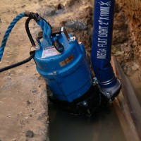 Submersible Pump 75mm