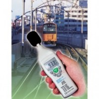 Noise & Sound Level Meter