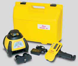 Line Laser External Carry Case and Accessories Hire Here Ltd Dublin