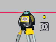 Laser Level External Automatic and self leveling Hire Here Ltd Dublin
